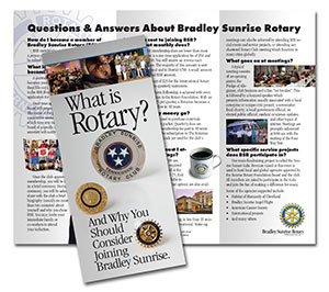 Why BSR Rotary